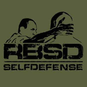 Triko Selfdefense Olive 04